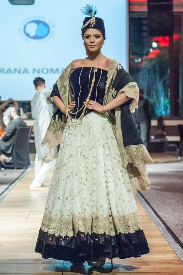 Rana Noman Latest Bridal Collection 2013-14 for Women 3