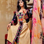 Rujhan Fabric Stylish Winter Dresses Collection For Girls 5