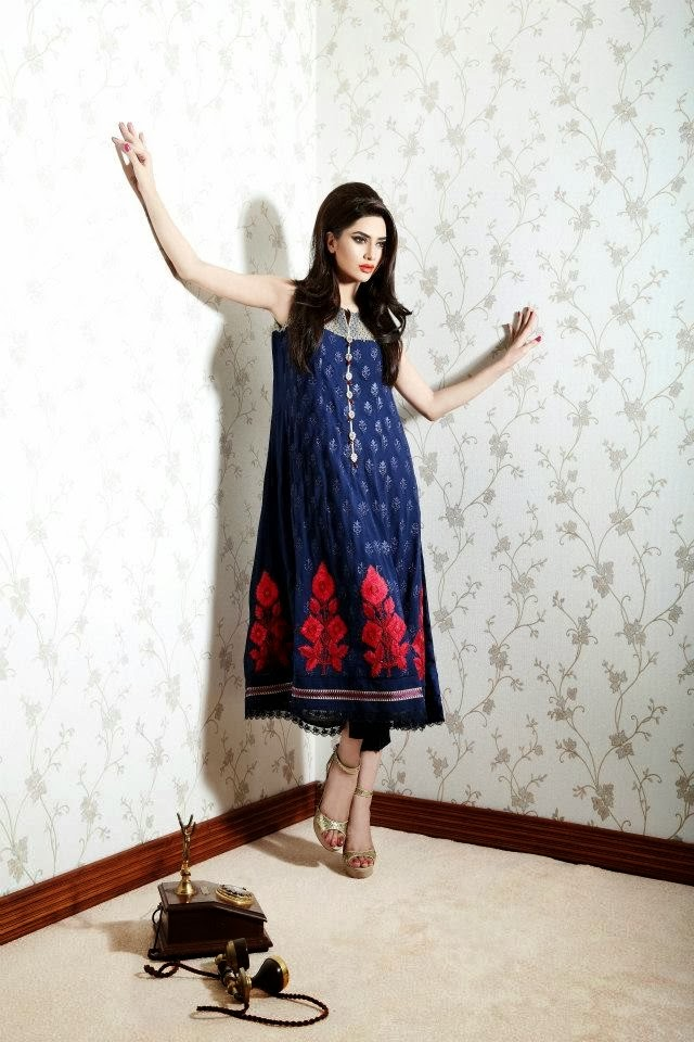 SO Kamal Latest Stylish Formal Wear & Party Dress Collection For Women (2)