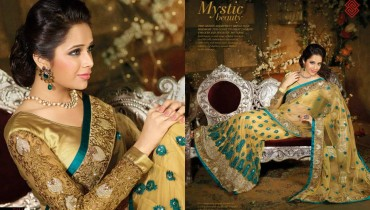 Saheli Couture Lehenga Saree Collection 2013 001