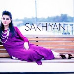 Sakhiyan Latets Winter Wear Dress Collection 2014 For Women (3)