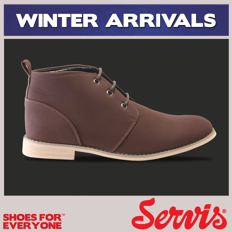 Servis Winter Footwear Collection 2014 for Men & Women 4