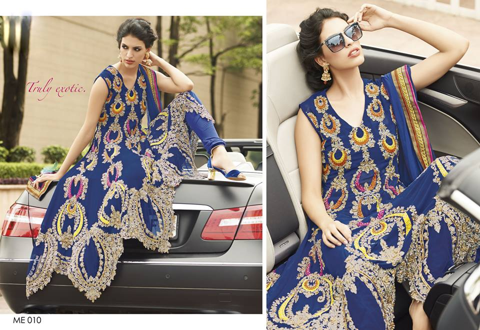 Shimmera Designer Winter Outfits Colletion 2013-14 by Saheli Couture 4