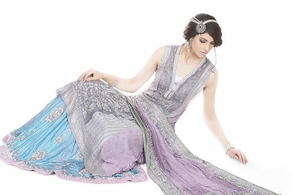 Sobia Nazir New Bridal Wears Collection 2014 for Women 1
