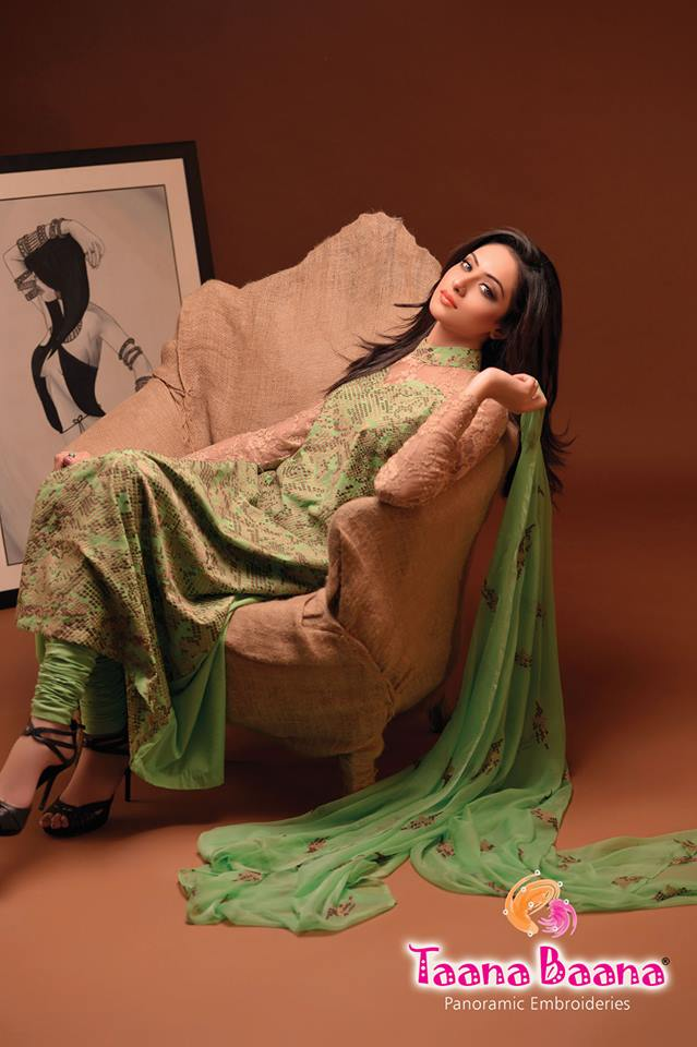 Taana Baana Latest Winter Collection 2014 for Gilrs 4
