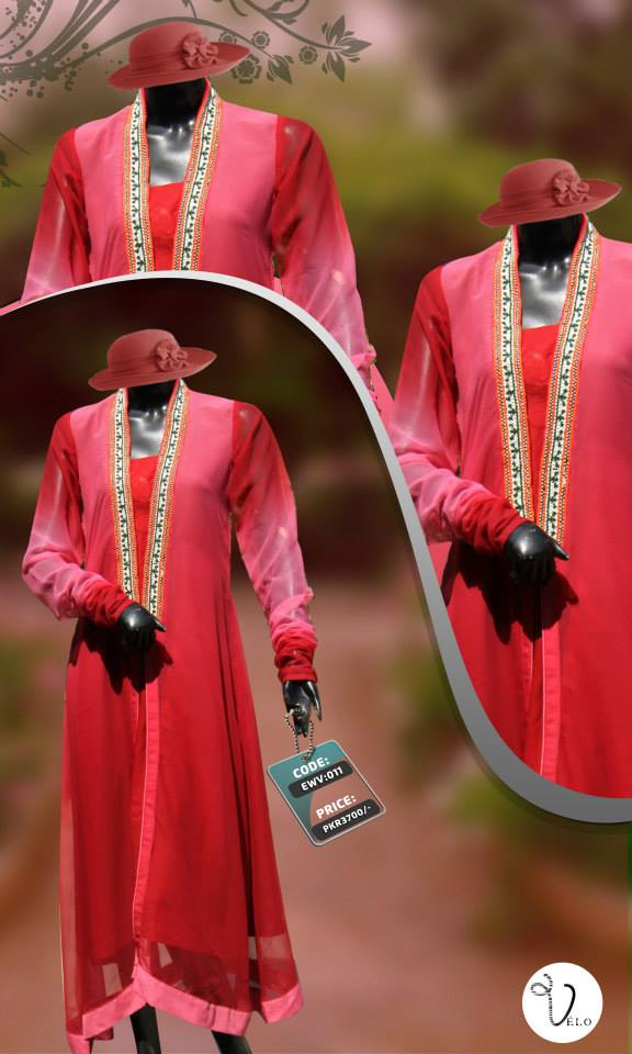 VELO's Exclusive Women Wear Winter Collection 2014 for Women 2
