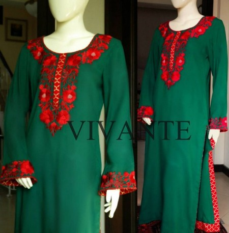 Vivante Casual Wear Outfits New Collection 2014 For Ladies (1)