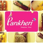 Winter Party Wear Dresses Collection 2014 For Ladies By Pankheri 005