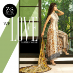 ZS Textiles Party Winter Dresses Collection 2014 003