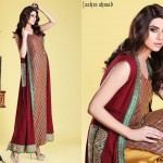 Zahra Ahmad Casual Wear Winter Collection 2014 for Women 3