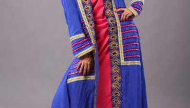 Zunaira Lounge Latest Winter collection 2014-2015 For Women (1)