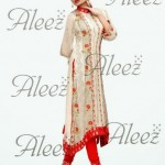 Aleez Formal Dresses Collection 2014 003