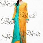 Aleez Formal Dresses Collection 2014 004