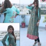 Aneesa Unus Casual Wear Winter Dresses 2014 001