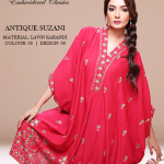 Bareeze Classic Dresses 2014 for Parties 001