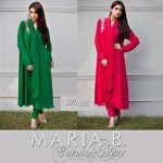 Beautiful Evening Wear Dresses By Maria B 002