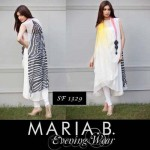 Beautiful Evening Wear Dresses By Maria B 009