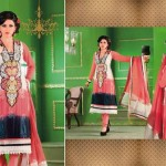 Bhagyashree Indian Actress Party Wear Dresses 2014 for Women 3