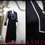 Black Dresses Collection 2014 By Zayn Rashid 003