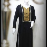 Black Dresses Collection 2014 By Zayn Rashid 004
