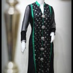 Black Dresses Collection 2014 By Zayn Rashid 006