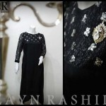 Black Dresses Collection 2014 By Zayn Rashid 007