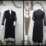 Black Dresses Collection 2014 By Zayn Rashid 008