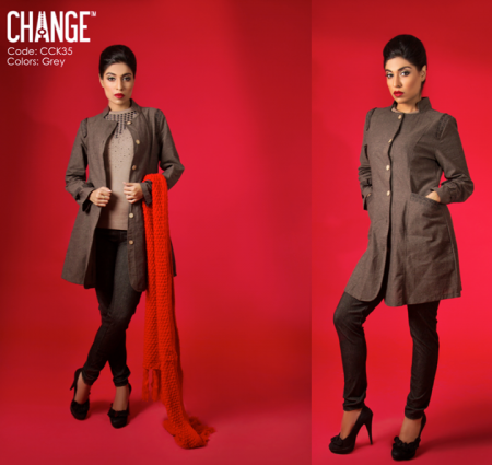 Change Latest Fall Winter Kurti Collection 2014-2015 For Women (1)