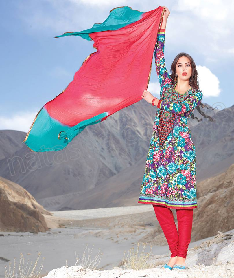Colorful Stitched Suits Exclusive Outfits for Women 1