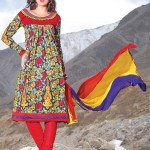 Colorful Stitched Suits Exclusive Outfits for Women 4