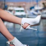 Custom Airbrushed High Heel Shoes Collection 2014 for Women 5