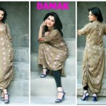 Damak Mid Winter Collection For Women 2