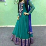Dewdrop New Party Wear Collection 2014 for Young Girls 1