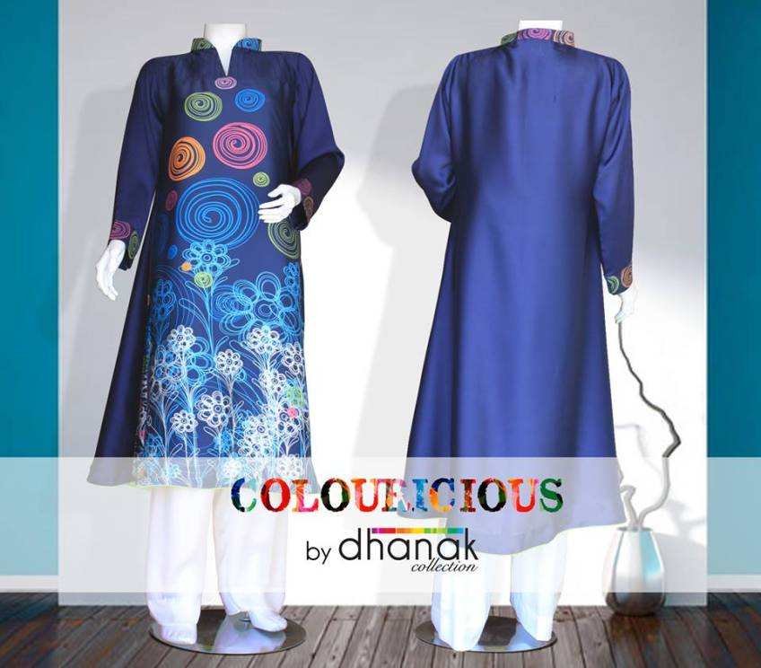 Dhanak Fancy Collection 2014 002