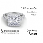 Diamond Engagement Rings Collection 2014 004