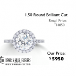 Diamond Engagement Rings Collection 2014 005