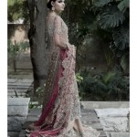 Elan Bridal Wear Wedding Dress Collection 2014 BY Khadijah Shah