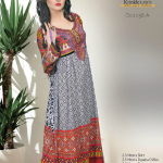 Exclusive Alishan Krinkel Spring Collection 2014 for Women 1