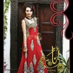 Exclusive Teena by Hina Butt Colorful Party Wear Outfits for Women 2