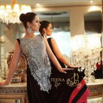 Exclusive Teena by Hina Butt Colorful Party Wear Outfits for Women 3