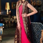 Exclusive Teena by Hina Butt Colorful Party Wear Outfits for Women 5