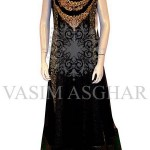 Exclusive Vasim Asghar Party Wear Collection 2014 for Women (1)