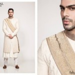 Fahad Hussayn Couture Winter Wedding Sherwani Collection 2014 For Groom (3)