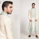 Fahad Hussayn Couture Winter Wedding Sherwani Collection 2014 For Groom (4)