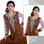 Ghani Textile Winter Collection 2014 for Women 1