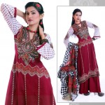 Ghani Textile Winter Collection 2014 for Women 2