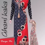 Ghani Textile Winter Dresses Collection 2014 002