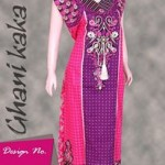 Ghani Textile Winter Dresses Collection 2014 003