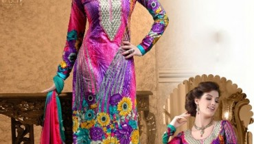 Indian Designer Salwar Dresses Collection 2014 001