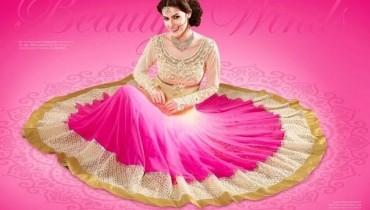 Indian designer Formal Fancy Anarkali Frock Collection 2014 0010